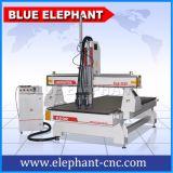 Nuovo tipo multi router di CNC dell'asse di rotazione, CNC che macina e macchina per incidere per mobilia di legno, alluminio