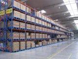 De populaire Euro Plastic Pallet van het Dek van het Netwerk van de Distributie en van de Opslag van het Type Goedkope