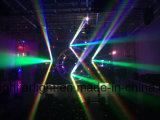Nj-L9c 9X15W RGBW 4in1 LEDの移動ヘッドビーム洗浄ライト