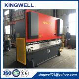 Metal de folha da placa do freio da imprensa do CNC de Wc67y 160t/3200 para a venda