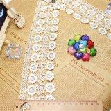 Lacet en nylon de garniture de broderie de polyester de largeur de la vente en gros 7cm d'action d'usines de broderie pour le décor d'habillement et les textiles et l'accessoire à la maison de rideaux (BS1105)