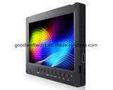 """Поддержка 4k HDMI Input """" монитор телевизионной камеры 7 с плитой батареи"""