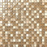 ガラスおよび石のモザイク(VMS8140、300X300mm)