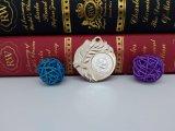 Medaille Van uitstekende kwaliteit van de Sporten van het Tussenvoegsel van het Brons van het Ontwerp van de klant de Lege