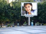 P6 Display de publicidade exterior para shopping center