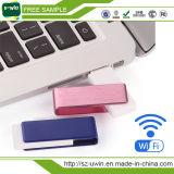OEM Smartphone WiFi USB 섬광 드라이브 32GB 무선 USB 디스크 8GB 16GB Wi Fi USB 지팡이