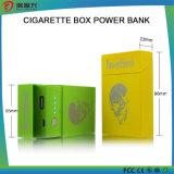 Presente de Moda Masculina com Caixa de Cigarros Design de Power Bank