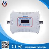 De draadloze Repeater van het Signaal 1800/2100MHz van DCS WCDMA Mobiele