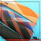 Manchon de câble en tissu Sunbow / manchon tressé extensible