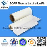 Pellicola di laminazione termica di BOPP con la colla di EVA per stampa in offset