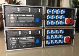 коробка силы входного сигнала 63A 5pin с разъемами формы 16A Cee
