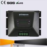 # regulador solar casero solar 45A de la carga de la pantalla 12V 24V 36V 48V MPPT del sistema Fangpusun MPPT150/45D LCD con el Ce RoHS