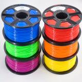 도매 1.75mm 3mm 건조시키는 패킹을%s 가진 3D 인쇄 기계를 위한 3D PLA 필라멘트