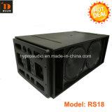 RS18 Zeile Reihen-Lautsprecher, PROaudio, Zeile Reihen-Audio