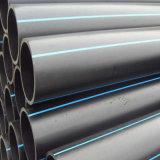 Tube de plastique polyéthylène de Dn16mm-Dn1800mm pour l'approvisionnement en eau