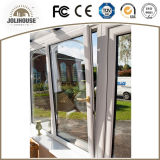 Gute Qualitätsfertigung passte UPVC Neigung-Drehung Windows an