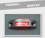 Nouveau design Cat Eye demi-cercle d'aluminium chaussées Soar Maker Lumière stable