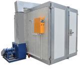 Powder Coating eléctrica del horno con ventilador Motor