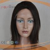 Peluca médica de las mujeres de la Virgen del 100% de Remy del color sin tocar humano del pelo