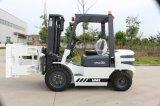China Vmax 3ton Forklift com fixação de papel Roll Clamp