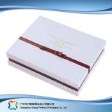 나무로 되는 마분지 서류상 포장 선물 또는 보석 또는 화장품 상자 (xc-hbc-008)