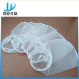 Bolso de filtro de nylon de acoplamiento de la leche de 200 micrones bolso de filtro de acoplamiento del petróleo de 300 micrones bolso de filtro de acoplamiento del té de 400 micrones