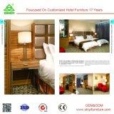 Moderne Hotel-Schlafzimmer-Möbel stellen hölzerne Möbel mit Garderoben-Schrank ein