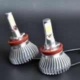 Faro automatico del LED dell'automobile del faro della PANNOCCHIA più poco costosa LED di Sunfower H9