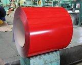 Las bobinas de acero galvanizadas prepintadas galvanizaron la placa en espiral