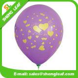 El más vendido del globo de encargo colorido del látex del helio