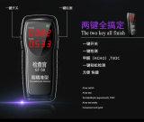 Detector Handheld de Tvoc del monitor de Hcho