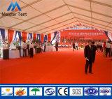 Tentes en aluminium d'événement d'usager d'église de chapiteau de mariage de bâti révisées par air
