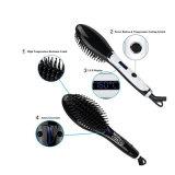 Professional Digital Ferro alisador de cabelo escova alisadora rápido