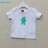 봉투 목 아기는 아기 t-셔츠를 인쇄하는 스크린을 입는다