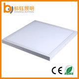 Hogar grande de la talla que enciende el panel cuadrado delgado de la lámpara 48W 600*600 LED del techo