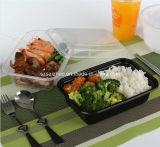 contenitore di alimento di plastica della preparazione accatastabile del pasto dello scompartimento 1000ml 1
