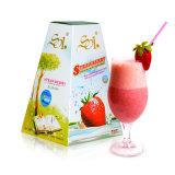 Le meilleur jus de fraise de ventes au régime détruisent 8 kilogrammes par mois