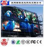 P8 alta definición al aire libre pantalla LED de señal de pantalla a todo color de Alquiler directo de fábrica