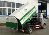 3 het Broodje van het Wapen van m3 Forland van de Vrachtwagen van het Afval 3 van de Kleine Ton Vuilnisauto van de Haak