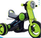 건전지 전기 장난감 아이 3 바퀴 세발자전거 기관자전차