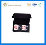Rectángulos acanalados de papel del tirón del regalo para el teléfono móvil y los accesorios (con la bandeja interna)