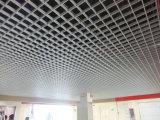 Material de construcción de aluminio cuadrado de interior a prueba de humedad al por mayor