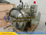 Sterilizzatore elettrico della storta del riscaldamento con il registratore di carta