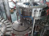 Ligne d'emballage complète de mise en bouteilles de machine de remplissage de l'eau liquide carbonatée