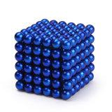 Sabiduría 5m m del mag de las esferas bola magnética del cubo neo anti de la tensión de 216 imanes del neodimio