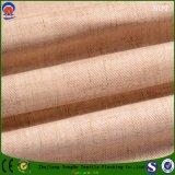 ソファーおよびカーテンのための織物によって編まれるファブリックポリエステルリネンファブリック防水Frの巻上げ式ブラインドファブリック