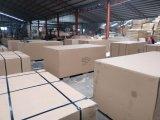 Het triplex voor Meubilair, Verpakking en Bouw, rangschikt 1220X2440X12mm aan de Markt van het Midden-Oosten