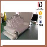 Re popolare Silver Queen Chair (BR-LC) del tessuto