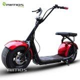 Citycoco Harleyのスクーターの移動性のスクーター1000Wの電気オートバイ