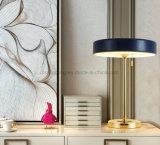Lámpara de vector creativa de la lámpara de escritorio del hotel LED para la sala de estar